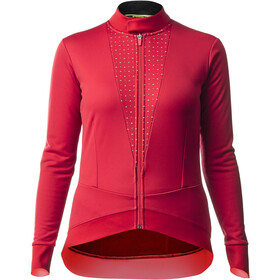 Mavic Sequence Thermo Jacket Damen jester red
